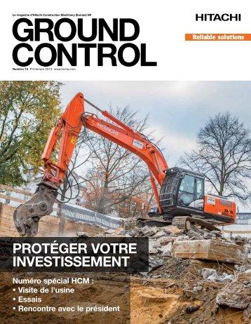 ground control - Luyckx