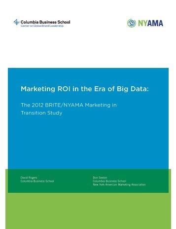 2012-Brite-Nyama-Marketing-Roi-Study