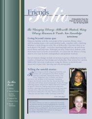 Friends - Blogs @ Millersville University