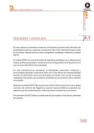 PAC VALL D'UIXO-CAP-08-Conclusiones-DAFO.pmd - Pateco