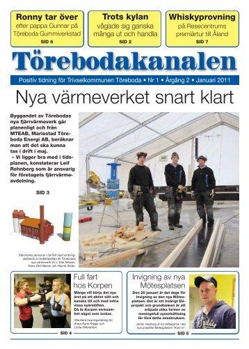 Törebodakanalen Januari -11(pdf)