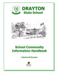 Drayton State School - Education Queensland