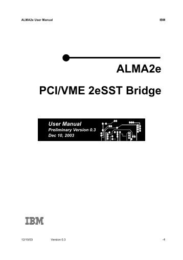 User Manual - powerBridge Computer