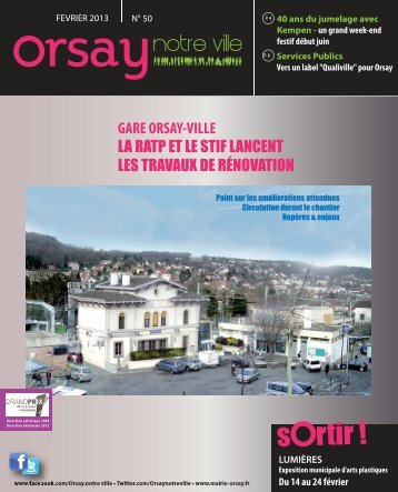 Orsay notre ville