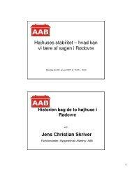 hvad kan vi lære af sagen i Rødovre Jens Christian Skriver - Dansk ...