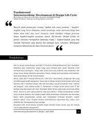 Fundamental Internetworking Development & Design Life ... - Sharing