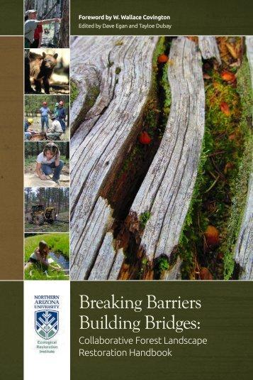 Breaking Barriers Building Bridges: - ERI Library - Northern Arizona ...