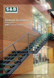 2005 Corporate Governance [eng] - S&B