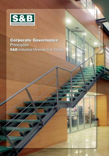 2005 Corporate Governance [eng] - S&B
