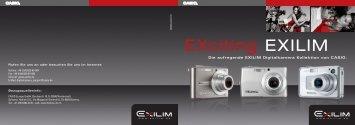 EXciting EXILIM - CASIO Europe