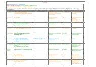 Calendario Generale UFFICIALE - Sport Informa - Comune di Firenze