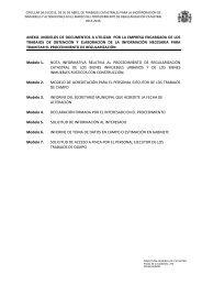 Anexo - Catastro - Ministerio de Hacienda y Administraciones Públicas