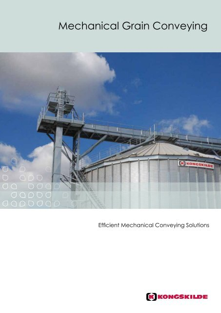 English - Mechanical Grain Conveying - Kongskilde