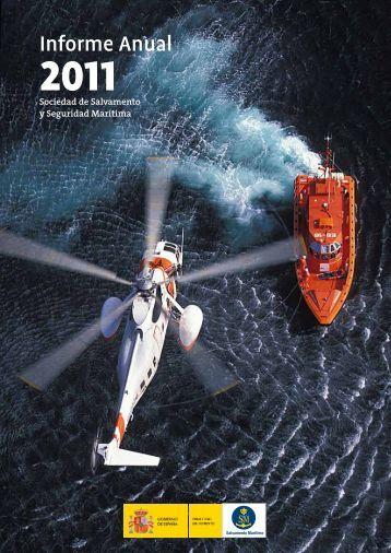Informe Anual. Año 2011 - Salvamento Marítimo