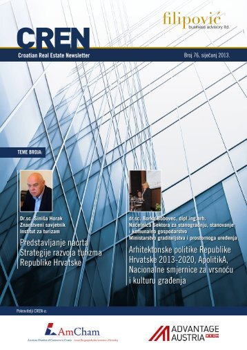 Croatian Real Estate Newsletter Vol 76 (PDF) - Filipović poslovno ...