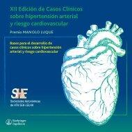 XII Edición de Casos Clínicos sobre hipertensión arterial ... - Svhta.net