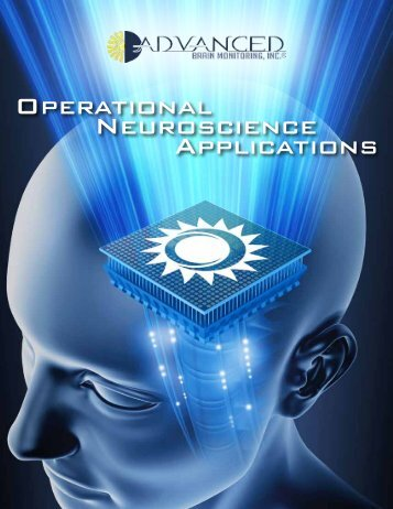 B-Alert Operational Neuroscience Applications - Biopac