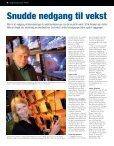 En eventyrlig reise Fordel med økt konkurranse ... - Peak Magazine - Page 4
