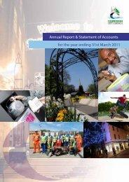Statement of accounts 2010-11 [PDF] - Cambridge City Council