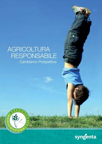 Agricoltura Responsabile - Syngenta
