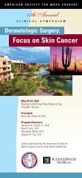 Color Brochure - Daily Schedules & Hotel Information - American ...
