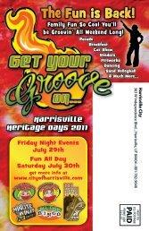 Harrisville Heritage Days 2011