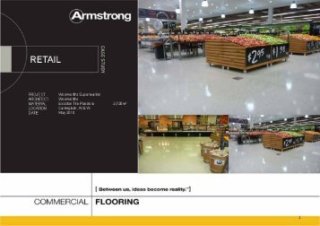 Woolworths Supermarket - Armstrong-aust.com