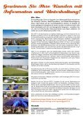 Die informative Erlebnisausstellung mit Attraktionen und Unterhaltung! - Seite 2