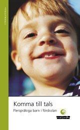 KOMMA TILL TALS.indd - Svedala kommun