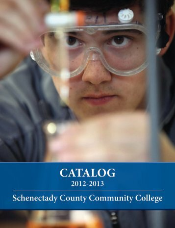 CATALOG - Schenectady County Community College