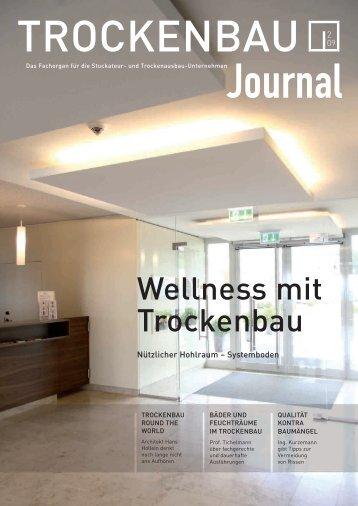 Wellness mit Trockenbau - Sprit.org