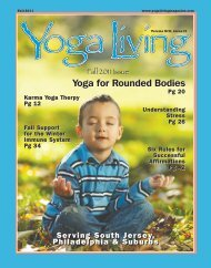 Fall 2011 Issue Yoga For Rounded Bodies - Yoga Living Magazine