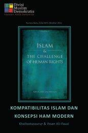 KOMPATIBILITAS ISLAM DAN KONSEPSI HAM MODERN
