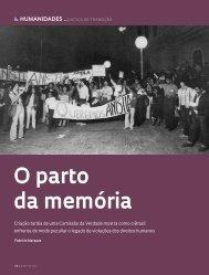 O parto da memória - Revista Pesquisa FAPESP