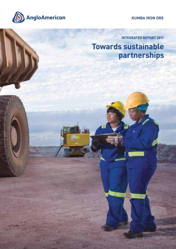 Download integrated report 2011 - Kumba Iron Ore