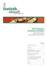 Jahresbericht 2007 zum Aufenthaltstourismus (609 kB, PDF)
