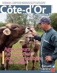 Juin 2010 en PDF - Conseil général de Côte-d'Or