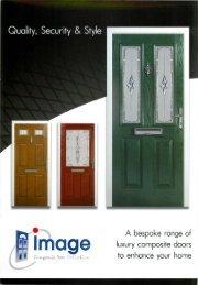 Composite Doors - The Door and Window Company