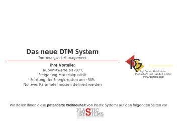 S Das neue DTM System - Gstaltmaier Robert - RG GmbH