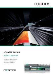 EU3126 Uvistar series Product Brochure.indd - Fujifilm Sericol