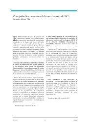 Principales hitos normativos del cuarto trimestre de 2012 - extoikos