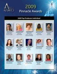 2009 Pinnacle Awards - DeKalb Association of REALTORS