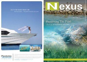Preserving The Pearl - United Development Company