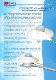 Newsletter der neuen CMA- und CMP-Serie - bei Gengenbach ...
