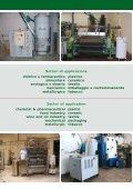 Aspiratori industriali Vacuum cleaners Trasportatori ... - Tradekey - Page 2