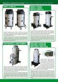Aspiratori industriali Vacuum cleaners Trasportatori ... - Tradekey - Page 4