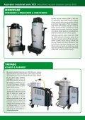 Aspiratori industriali Vacuum cleaners Trasportatori ... - Tradekey - Page 6