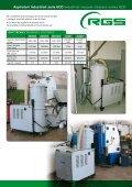 Aspiratori industriali Vacuum cleaners Trasportatori ... - Tradekey - Page 7