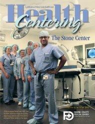Fall, 2012 - Fulton County Health Center