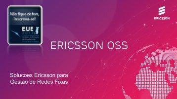 ERICSSON @ ESRI PT CONVECAO - Esri Portugal